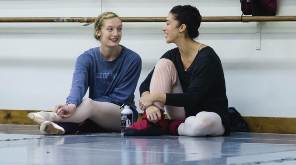 Meet the Mother-Daughter Duo Dancing in the Same Ballet Company