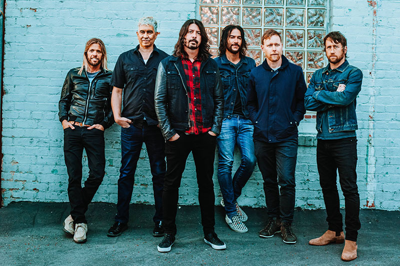 Foo Fighters Rock for Galactic Peace and Harmony in Sacramento