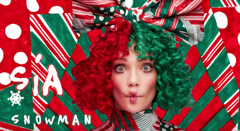 sias new christmas album was simultaneously a hit and a miss but this song is definitely the best on the album - Best Pop Christmas Songs