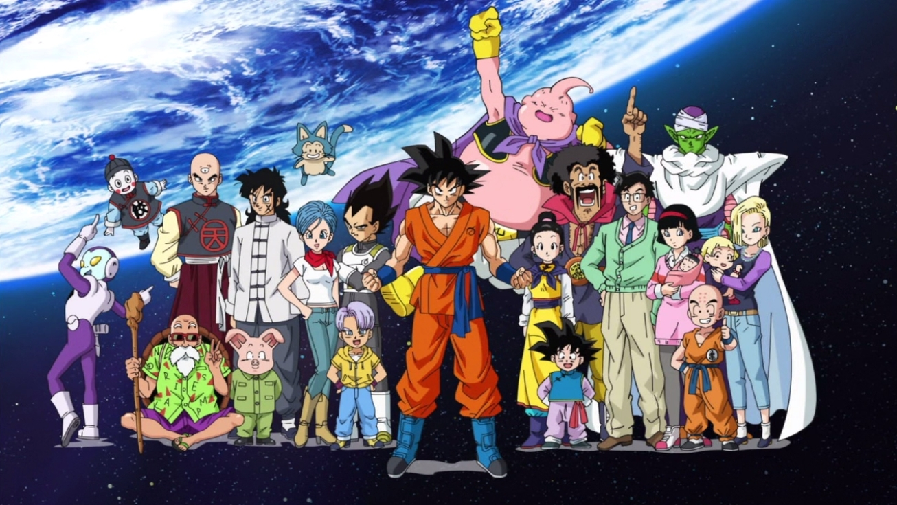 5 Reasons You Should Start Watching Dragon Ball Super Right Now