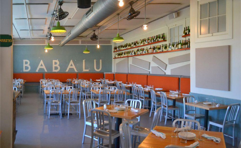 A Fun Menu Of Spanish Inspired Small Plates To Share Babalu Is Perfect Place For Larger Groups They Also Have Full Margaritas And Ah Ma Zing
