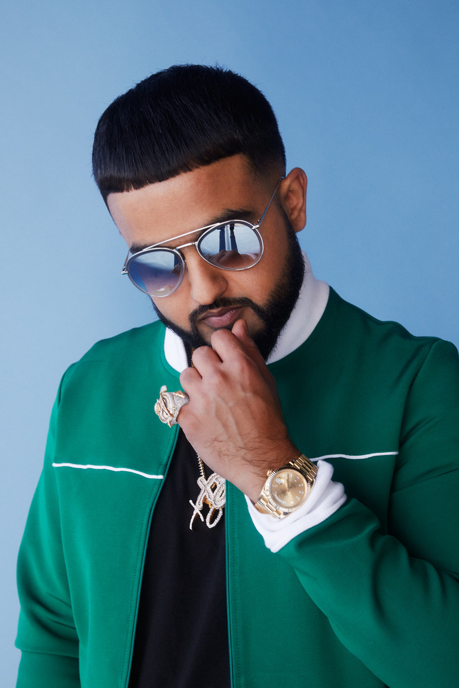 NAV Couldn't Care Less What You Think About Him