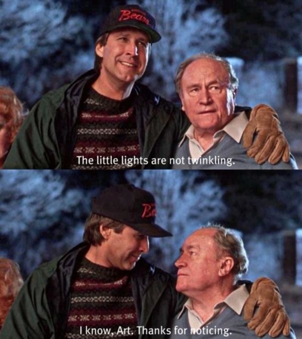 christmas vacation - Best Christmas Movie Quotes
