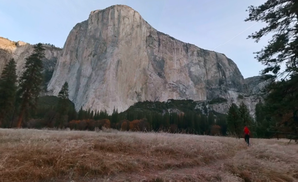 Don't think you have the skills to climb El Capitan? North Face gives you a virtual option.
