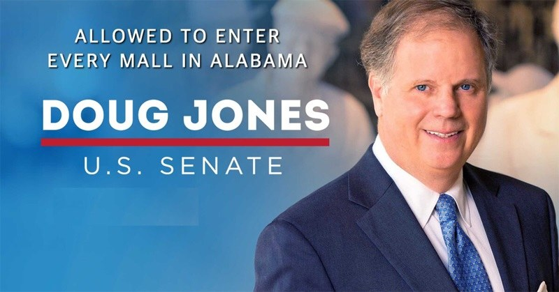 Wonkette's Own Alabama Gal Says Y'All Might Get Doug Jones In Your Christmas Stocking. Roll Tide!