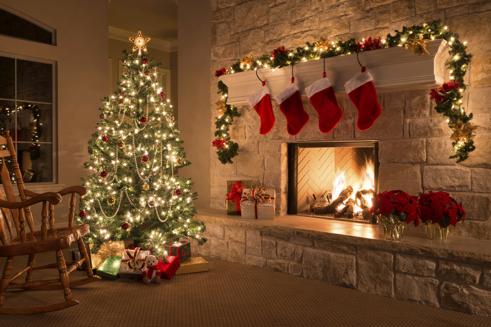 putting up a christmas tree setting out the stockings and decorating the house is easily the best part of christmas itself - Why Christmas Is The Best Holiday