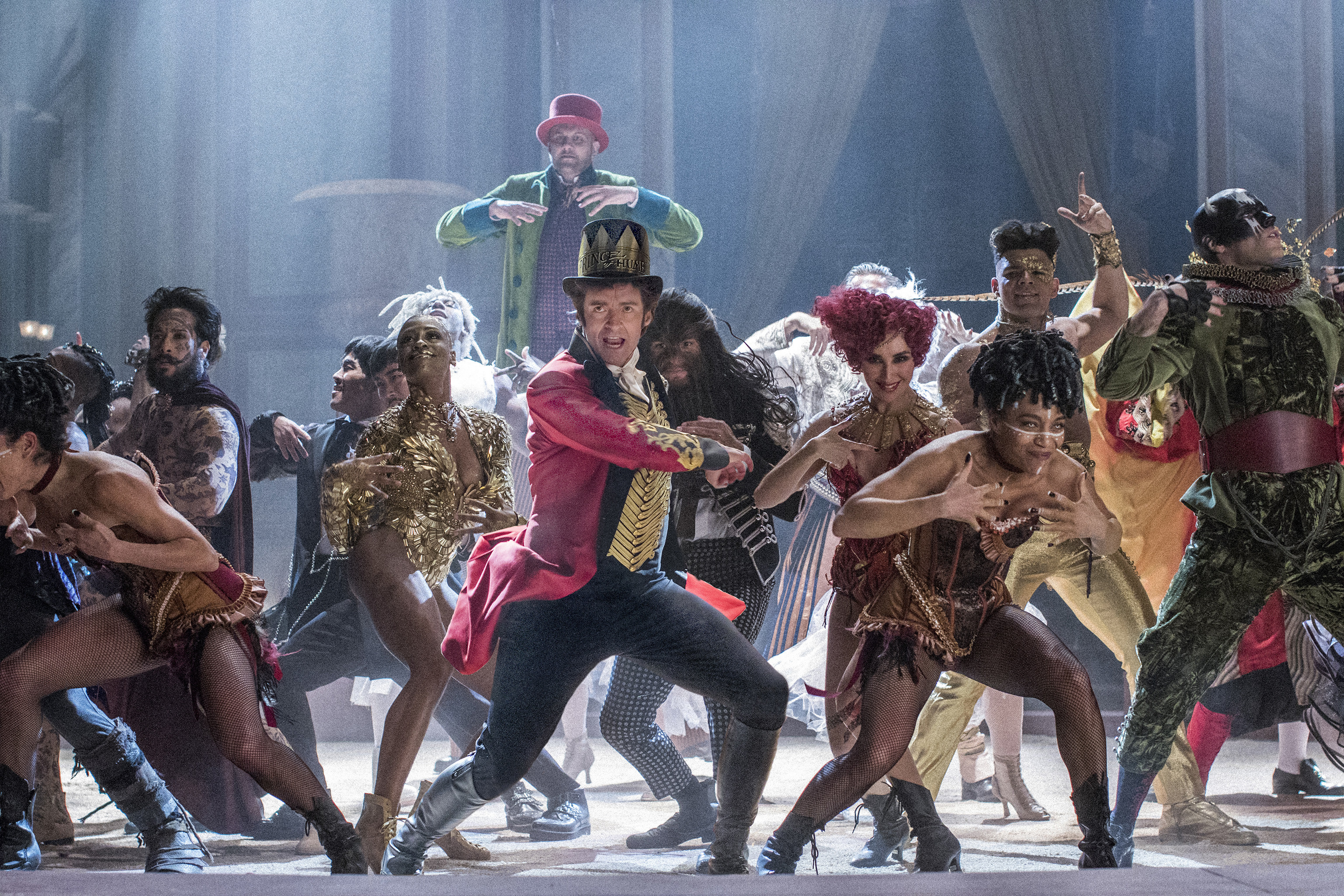 """Meet the Man Behind Hugh Jackman's Moves in """"The Greatest Showman"""""""