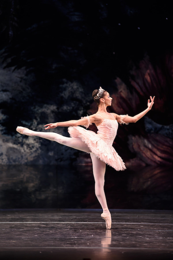 Birmingham Royal Ballet's Céline Gittens's Dream Role Pointe