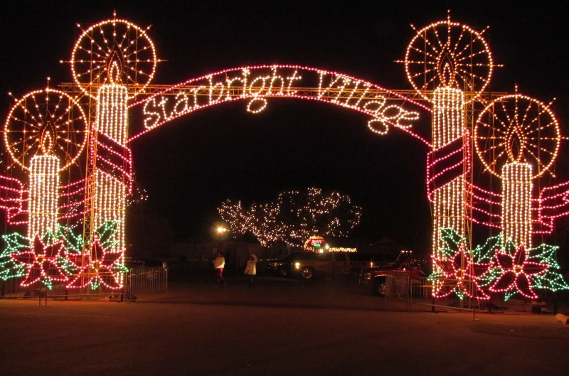 starbright village odessa texas - Windcrest Christmas Lights