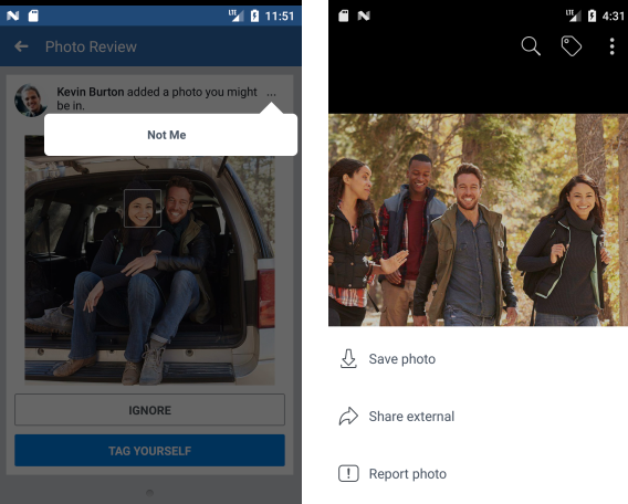 Facebook's New Facial Recognition Feature Finds You in Untagged Photos