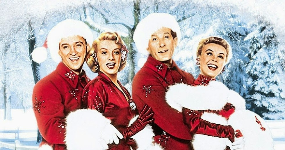 4 when im worried and cannot sleep i count my blessings instead of sheep white christmas - Classic Christmas Movie