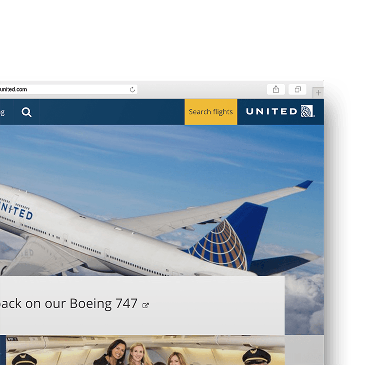 United Airlines Case Study
