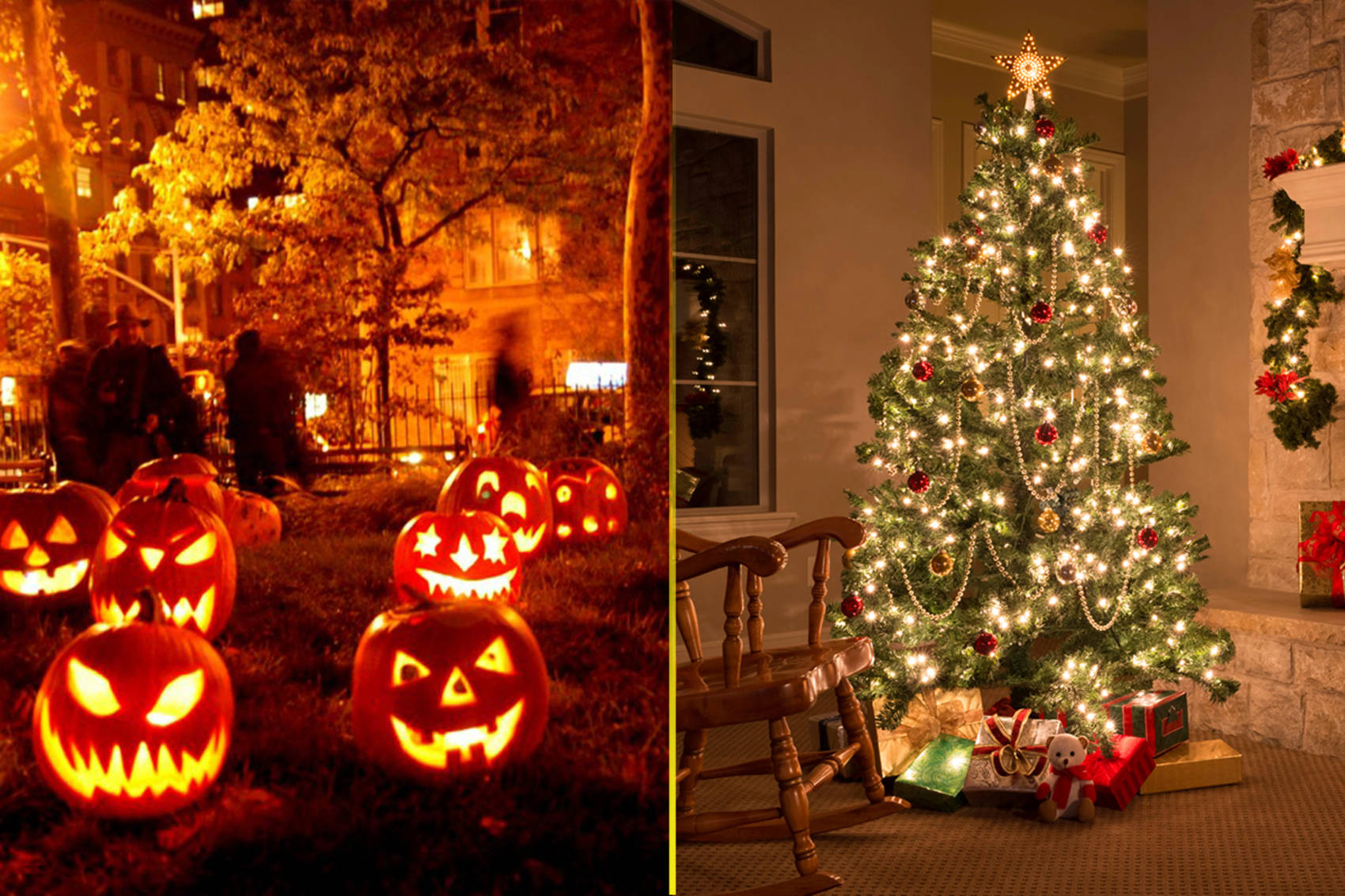 6 Reasons Why Christmas Is Better Than Halloween