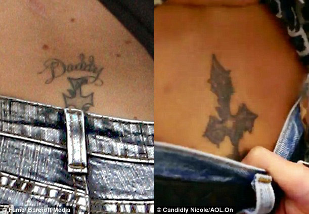 Kris Jenner Reveals Same Tramp Stamp As Khloe Kardashian