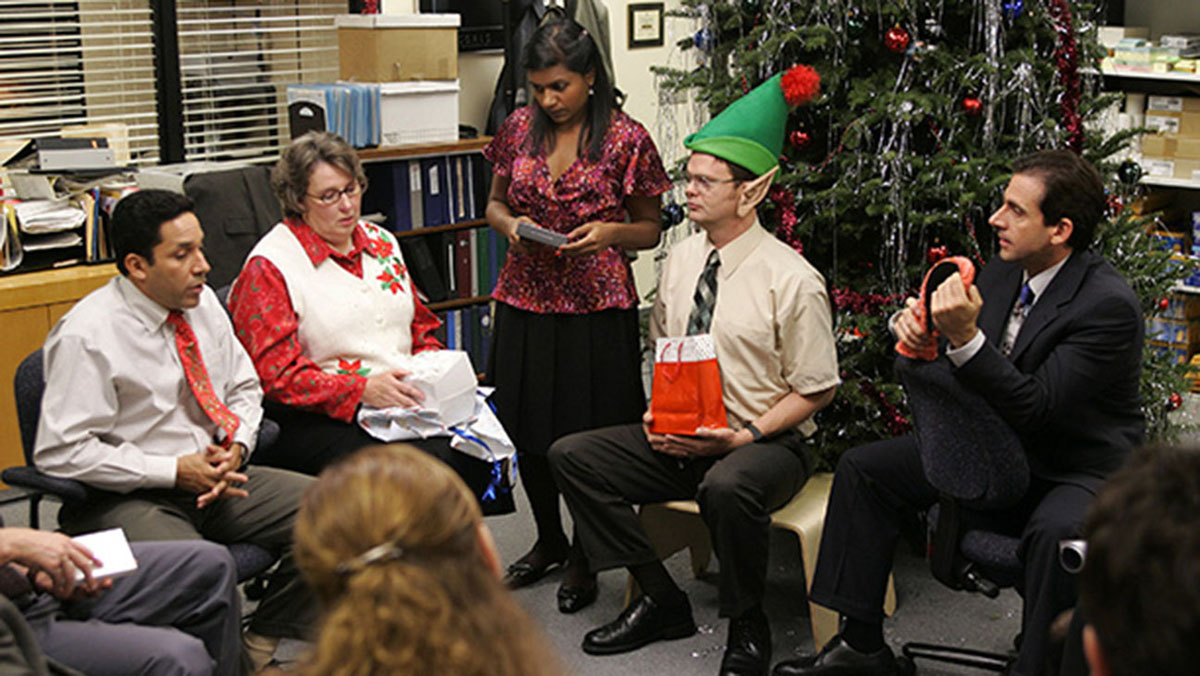 Office Christmas Episodes.All Of The Office Christmas Episodes Ranked