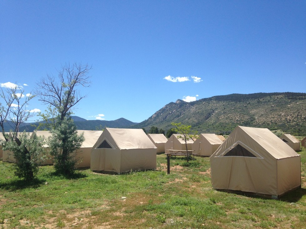 Iu0027ll admit that when I first came to Philmont the idea of sleeping in a dorm room-sized tent all summer intimidated me. However you grow to love living in ... & 10 Things Philmont Staff Know To Be True