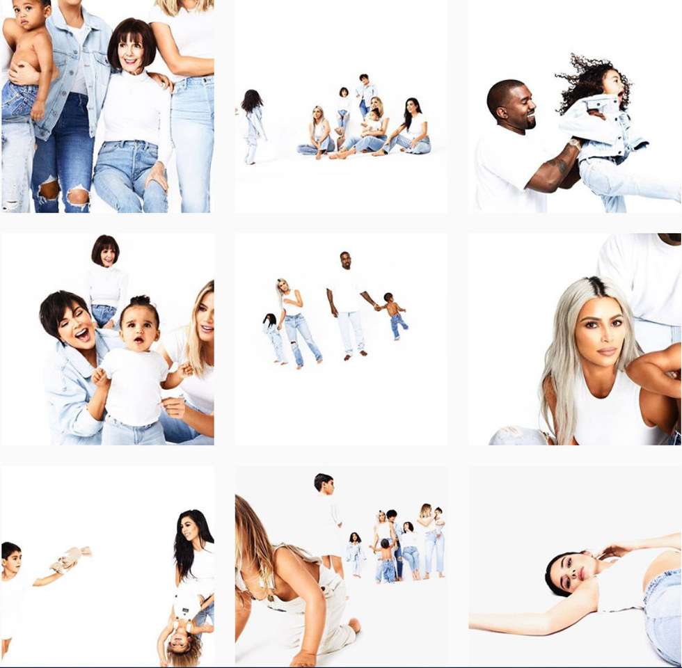 Kardashian Christmas Card 2012 Hd 65238 | MOVIEWEB