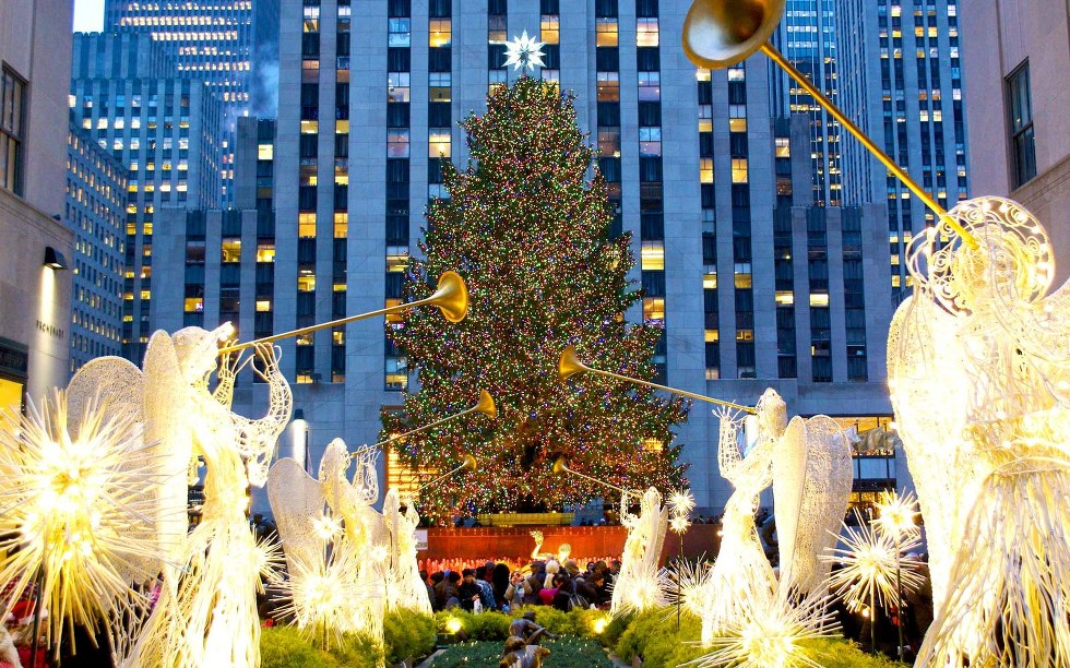 9 Holiday Sights To See On Your Trip To New York City