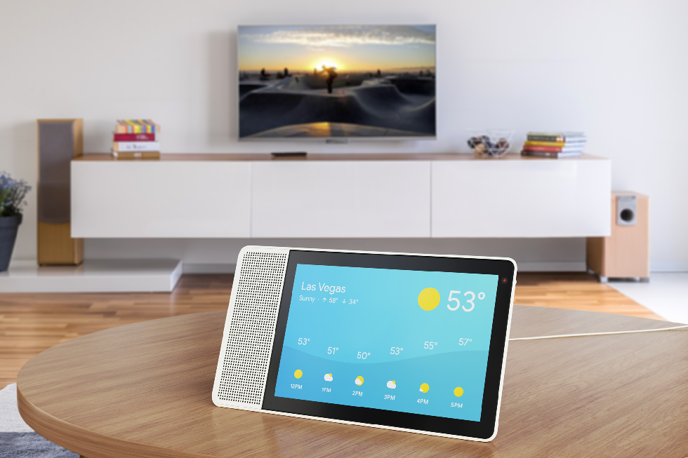 Hands on with the Lenovo Smart Display