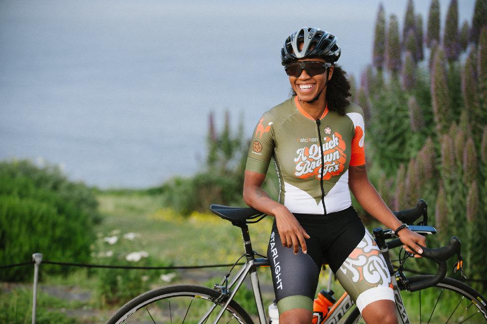 dating a female cyclist