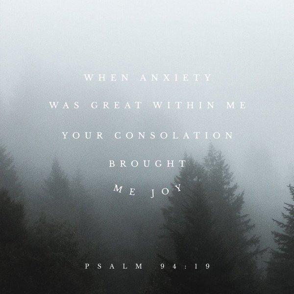 15 Bible Verses To Calm An Anxious Mind