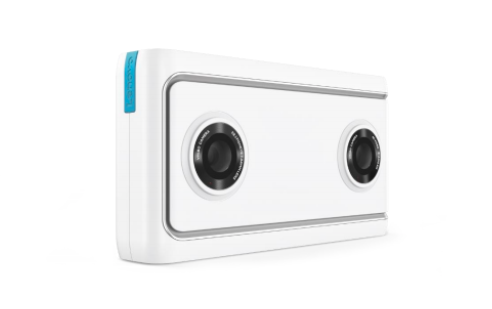 Google unveils point-and-shoot VR cameras from Lenovo and Yi