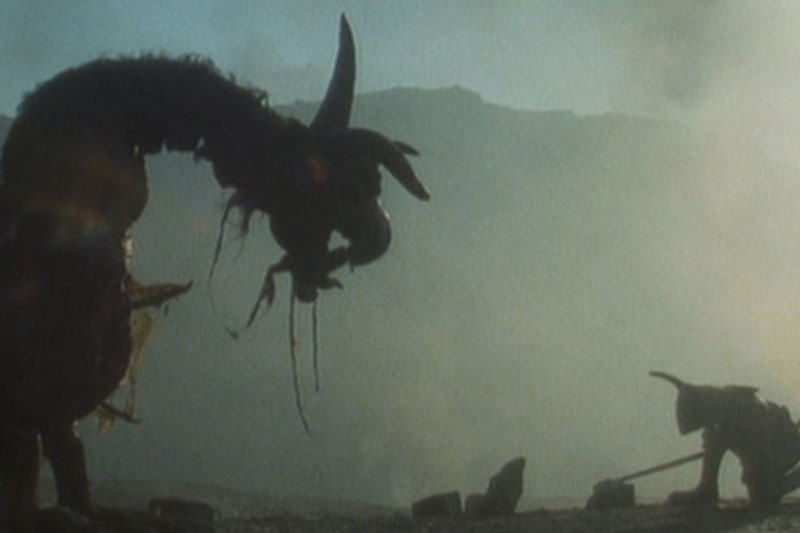 And Now for Something Not So Different: Terry Gilliam s  Jabberwocky