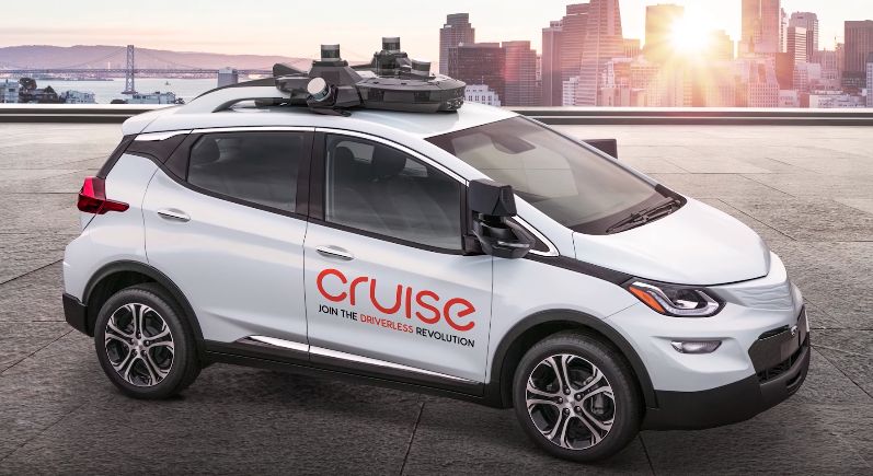 The driverless car will be GM's fourth-generation Chevrolet BoltGM