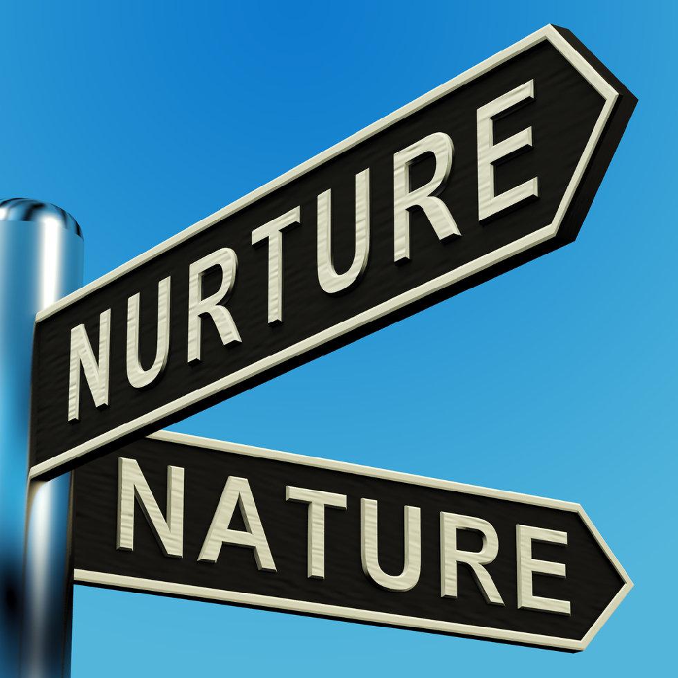 nature vs nurture scientists