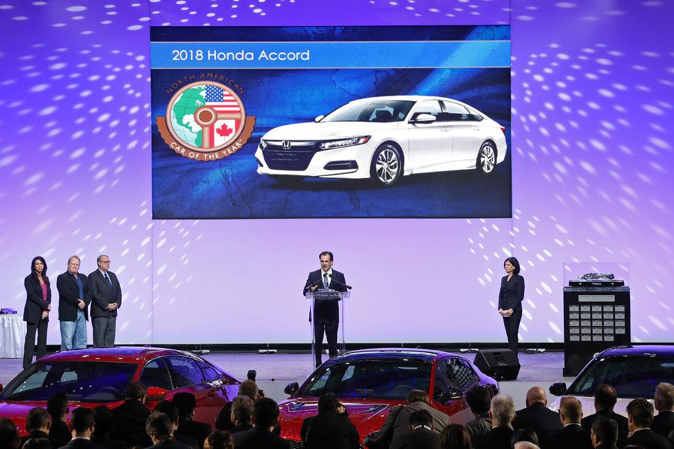 Detroit Auto Show 2018 The Biggest Hybrid And Ev Car News