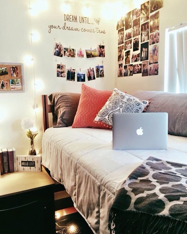 6 ways to add aesthetic to your dorm - Cool dorm room ideas ...