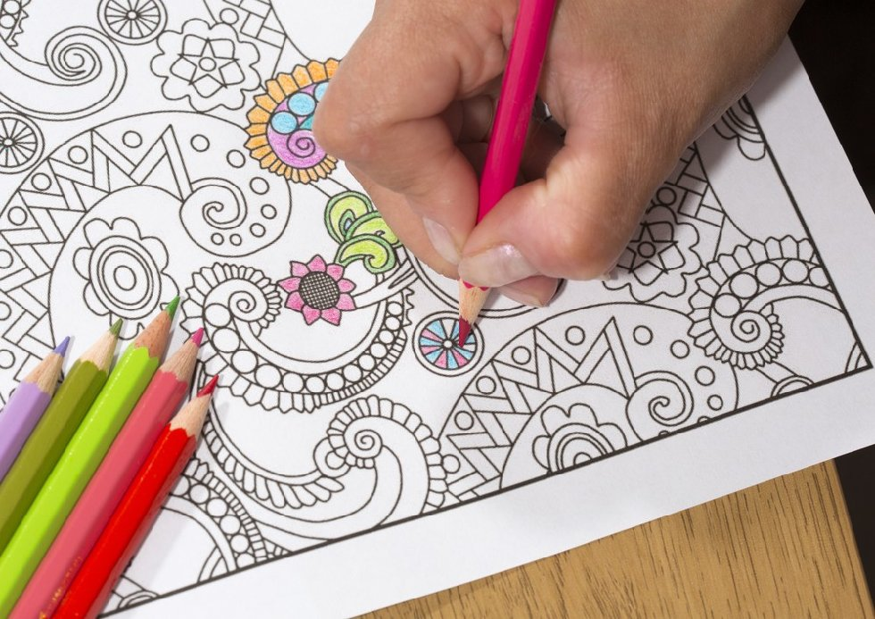 7 Benefits Of Adult Coloring