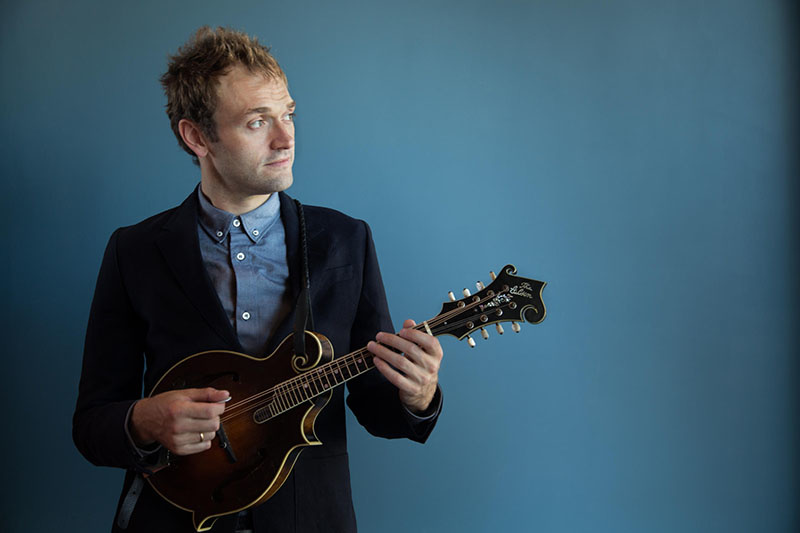 Chris Thile: Thanks for Listening (album review)