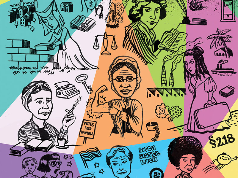 A Brief History of Feminism  Tells It and Shows It Like It Is