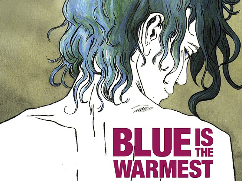 'Blue Is the Warmest Color' Is Better As a Comic
