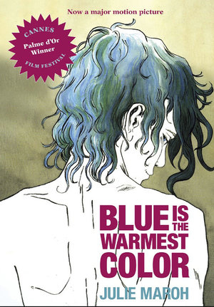 Image result for julie maroh blue is the warmest color