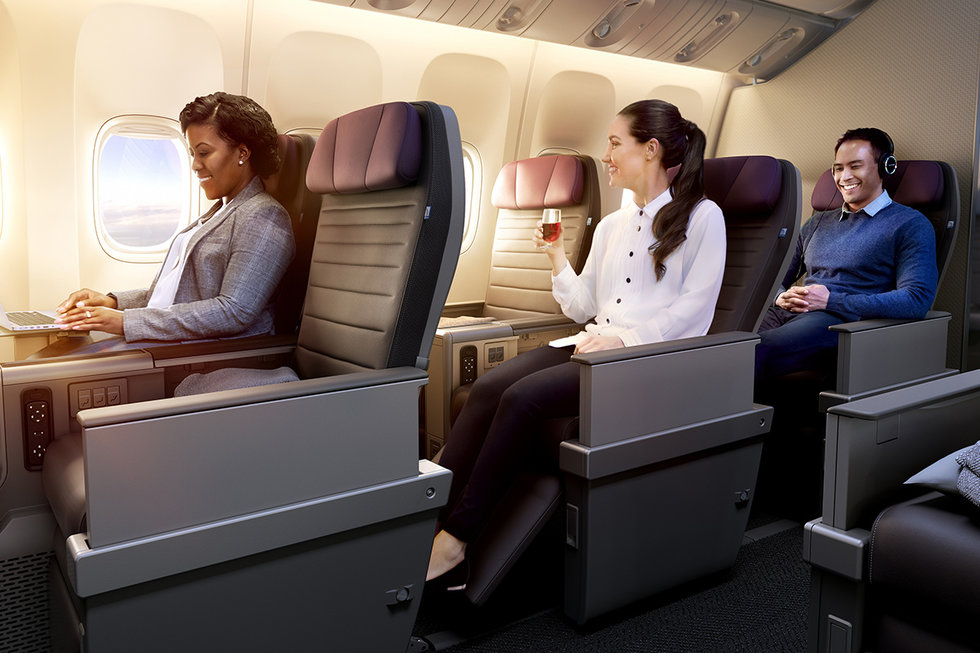 Real Premium Economy Is Coming Update Ua Studying Real Prem Y In Domestic Market Page 10 Flyertalk Forums