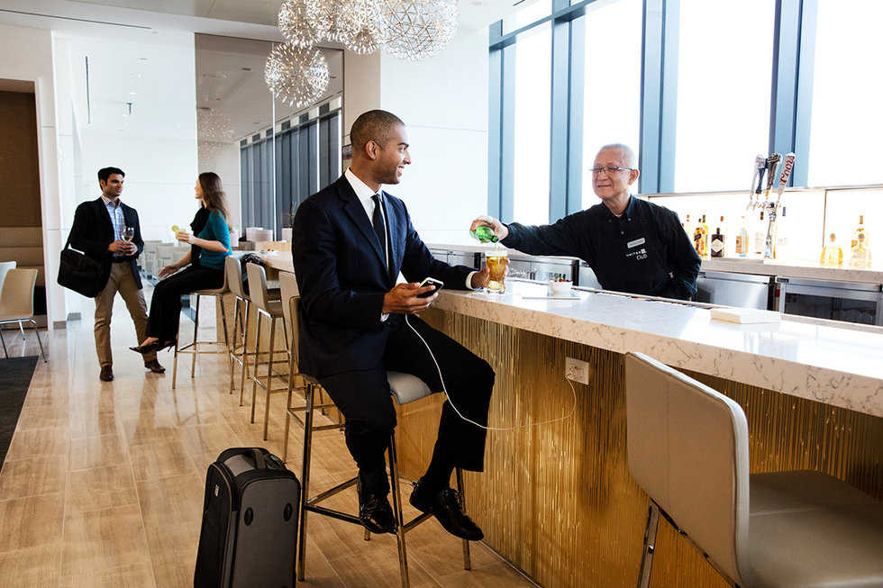 Modernizing United Club locations
