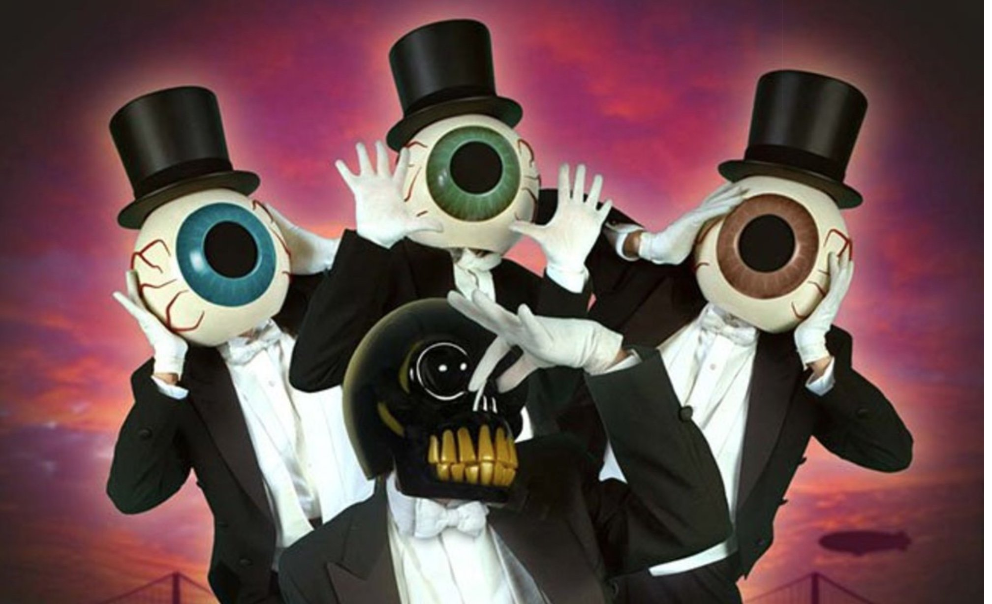 The Residents Celebrate the Death of Pop with 'Third Reich 'n Roll'