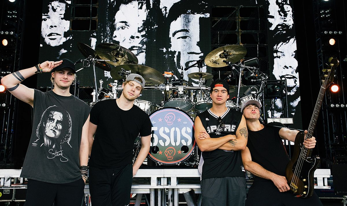 Five 5SOS Songs You Need in Your Life