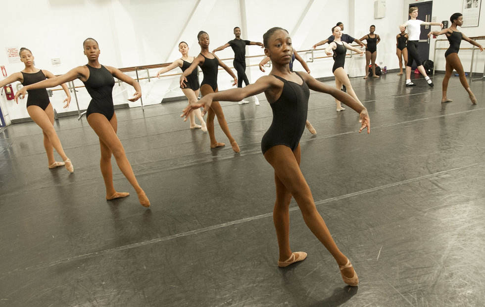 At DTH Summer Intensive, Pink Tights Aren't Mandatory - Dance Magazine