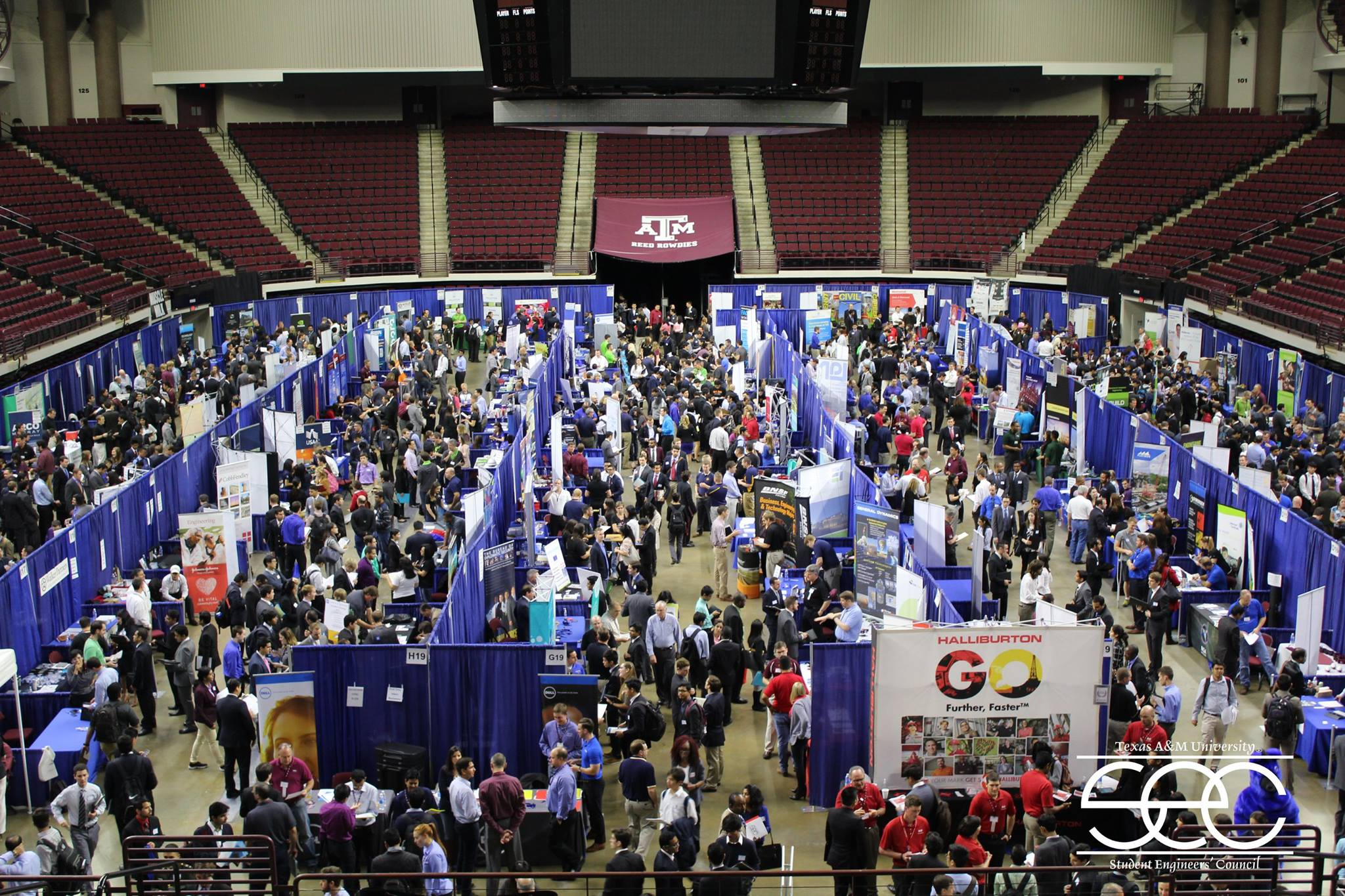 Career Fair Tamu Spring 2020.Career Fair More Like Career Scare