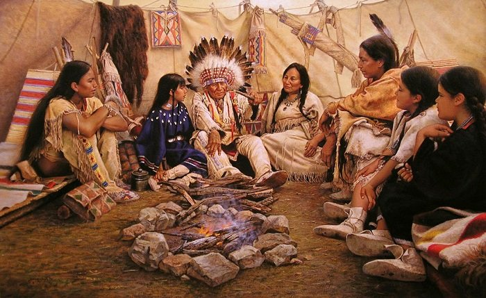 history of native american ceremonies essay Native americans of puget sound  a brief history of the first people and their cultures  native american traditions assert that the ancestors of.