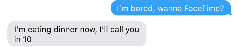 18 Texts You've Definitely Sent If You're In A Long Distance