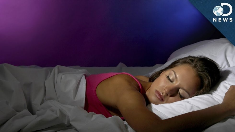 If Your Body Suddenly Jerks While Falling Asleep, This Is What It