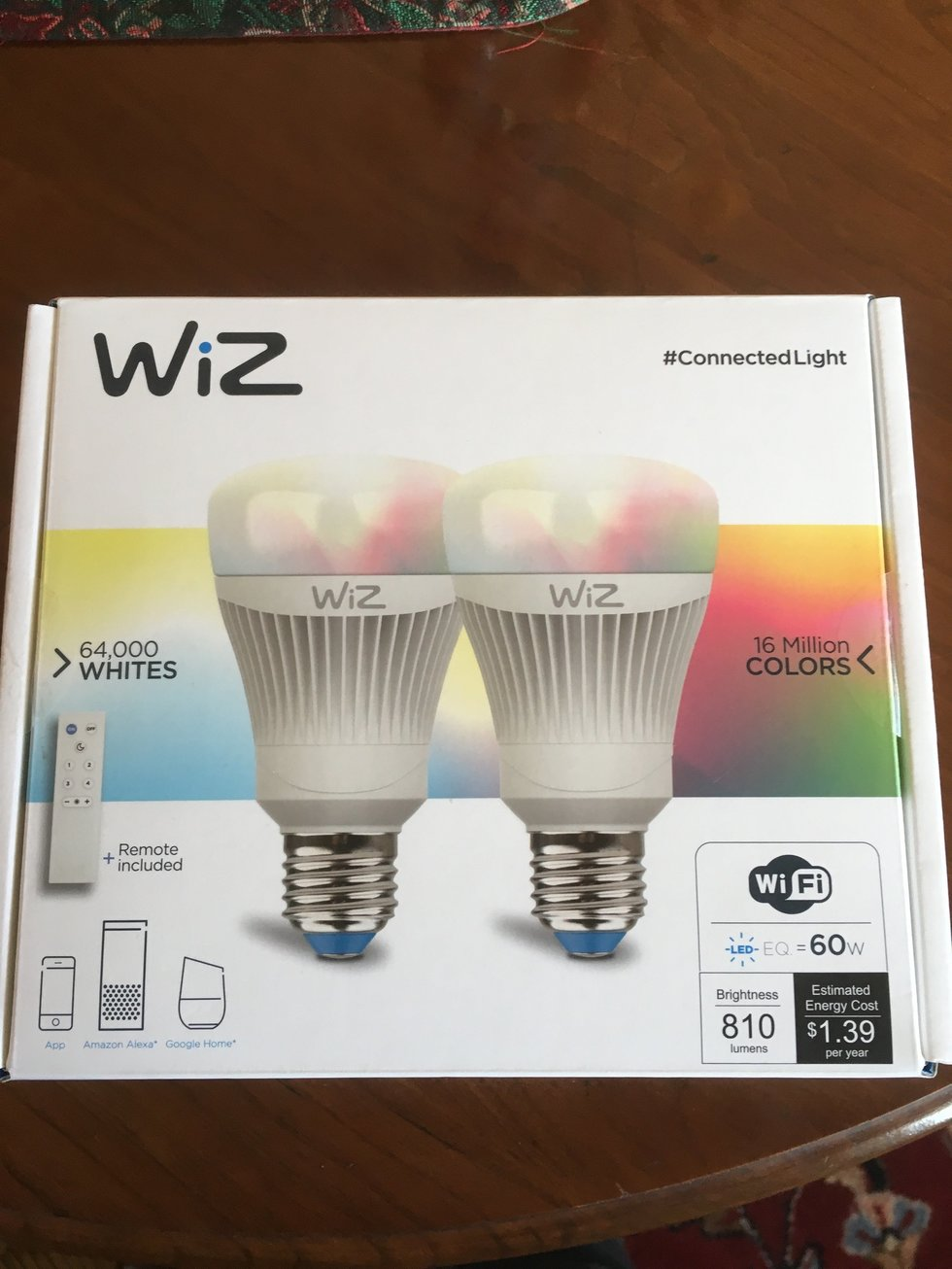 Wiz Smart Lights