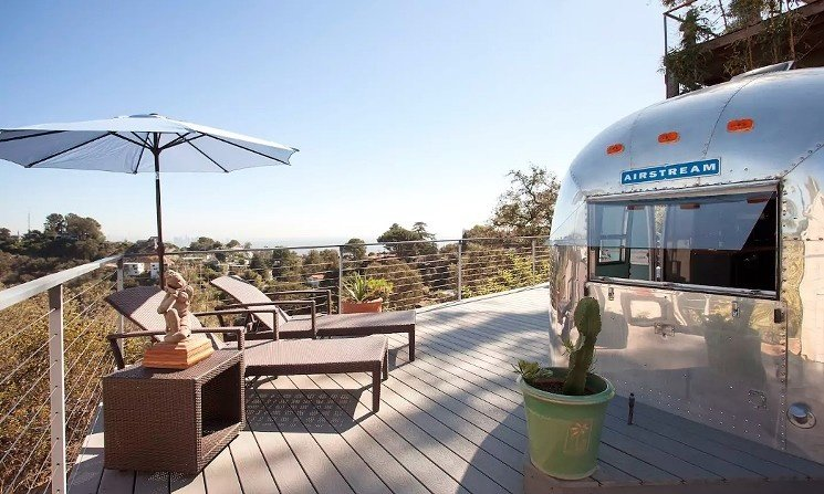 7 Airstream Stays Along the California Coast - 7x7 Bay Area