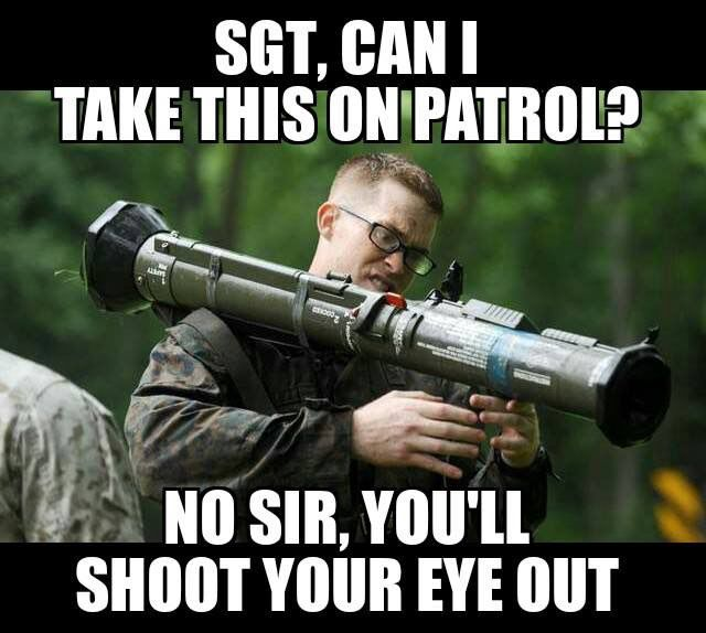 The Top 15 Military Memes Of 2015