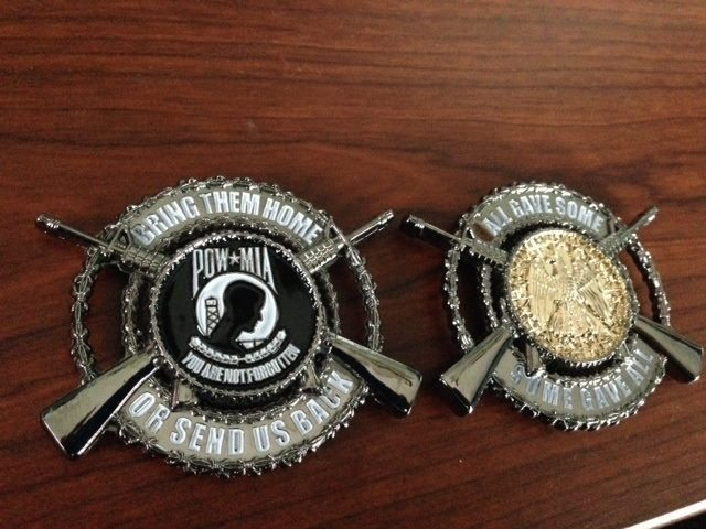 These are some of the best military challenge coins - We Are The Mighty