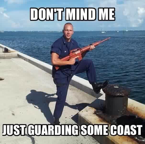 The complete hater's guide to the US Coast Guard - We Are The Mighty